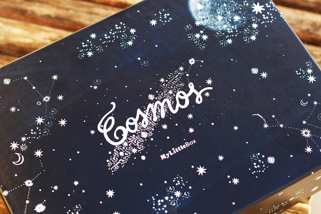 boite my little box février cosmos