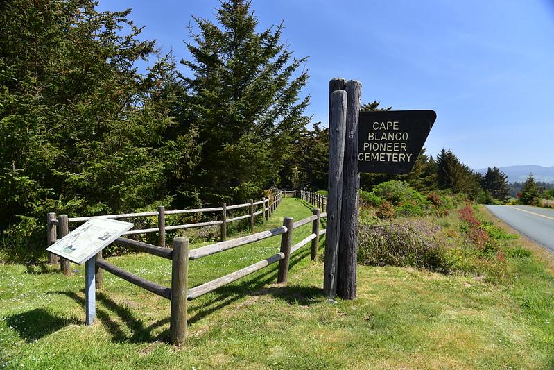Cape Blanco Cemetery