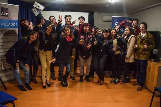 Charla AIEP - Corporación Cultural San Pedro de la Paz