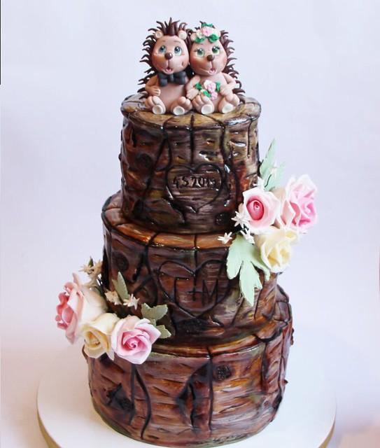 Cake by Tanjina Bajka