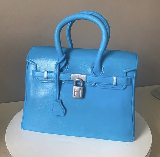Hermès Birkin Bag by Tanya of More Than Cakes