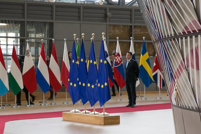 Euroopa Ülemkogu, kohtumised Jean-Claude Junckeri ning Donald Tuskiga, 28.05.2019