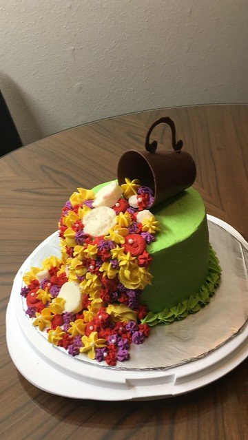 Cake by Twinkle Mittal