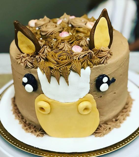 Cake by Alma Dolores Atondo