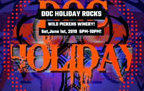 Doc Holiday 6-1-19