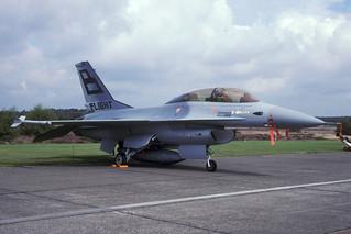 F-16B FB-19
