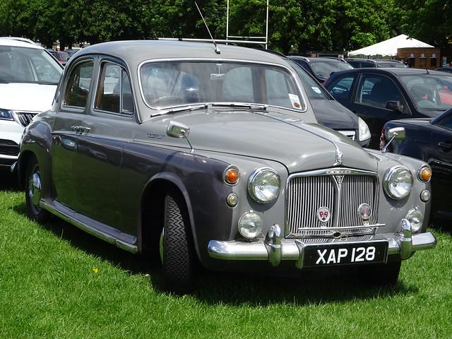 1962 Rover 100 P4