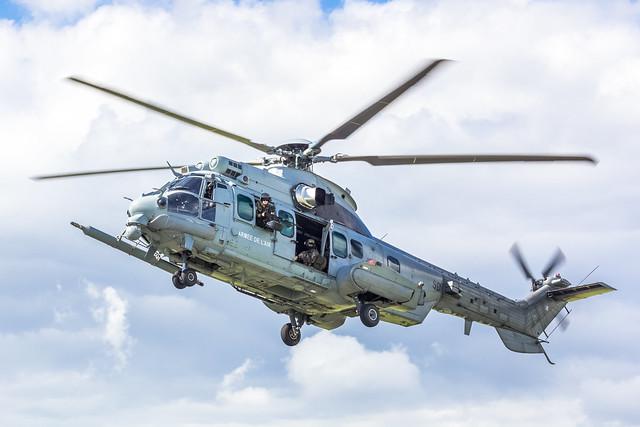 LFOA - Eurocopter EC725R2