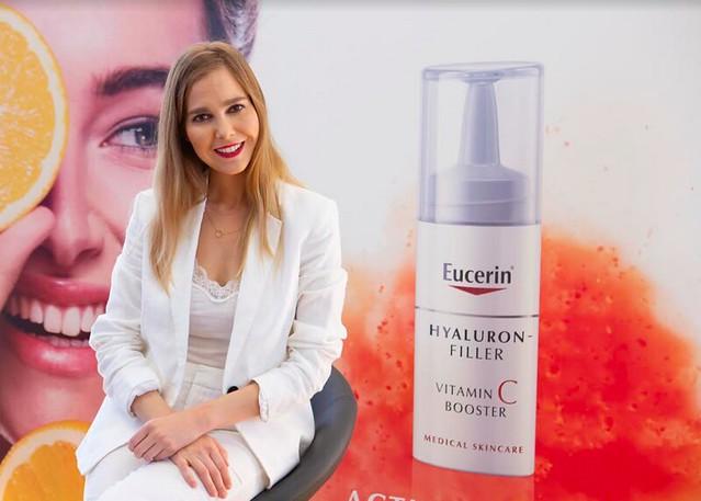Eucerin y Natalia Sanchez