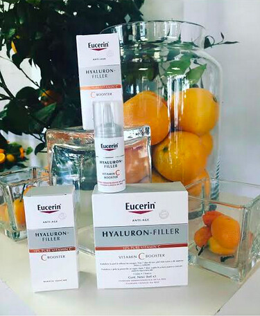 Eucerin Hyaluron-Filler Vitamin C Booster bodegon