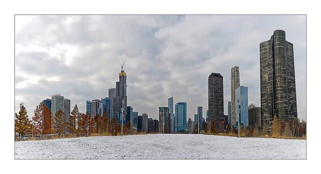 Panoramique de Chicago