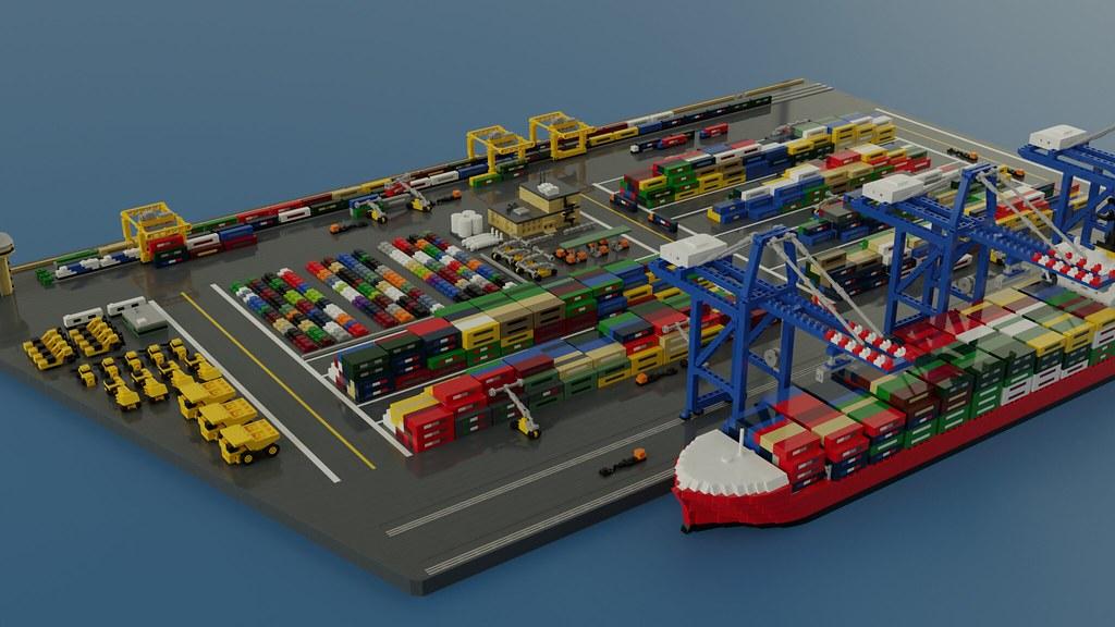 Micro Freight Terminal