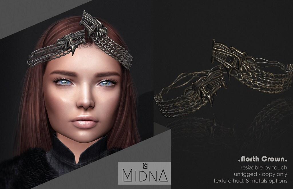 Midna - North Crown - TeleportHub.com Live!