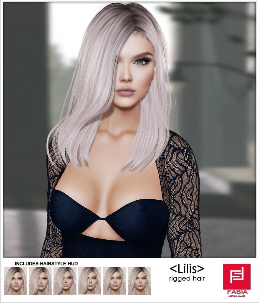 -FABIA- Hair Lilis - TeleportHub.com Live!