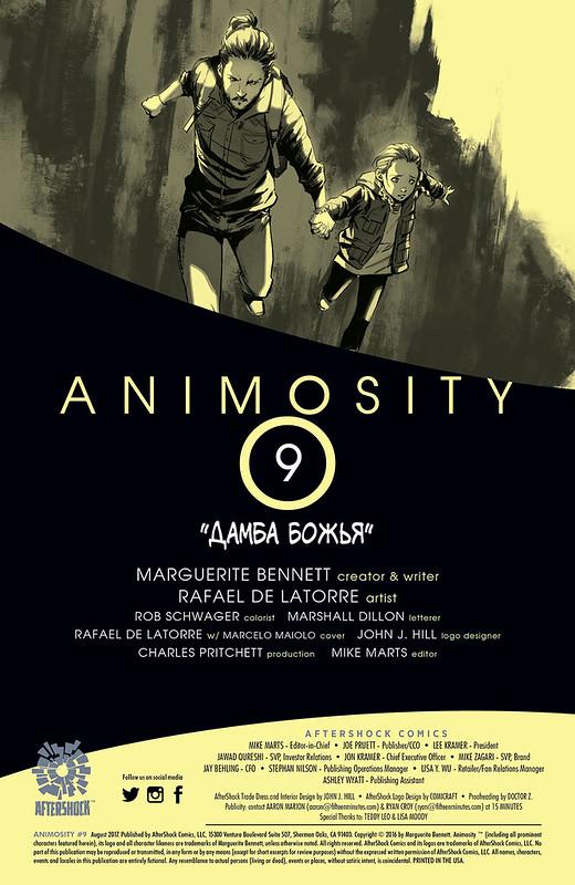 Aftershock Animosity Animosity