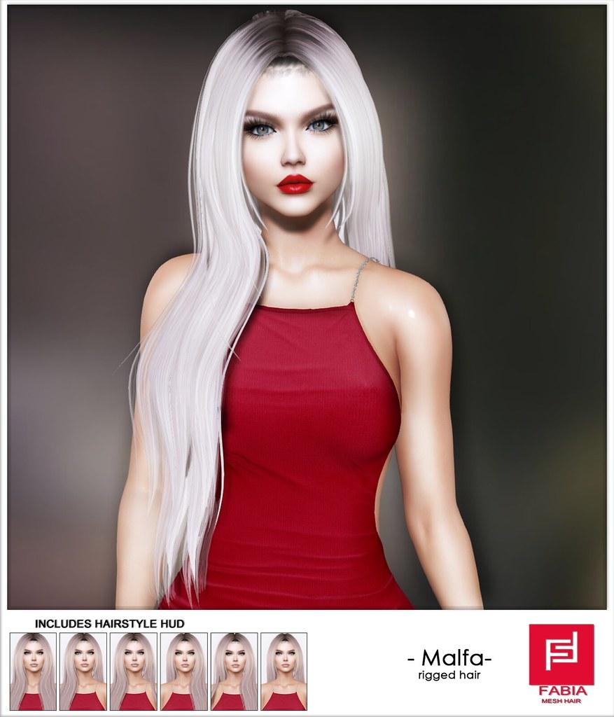 -FABIA- Hair Malfa