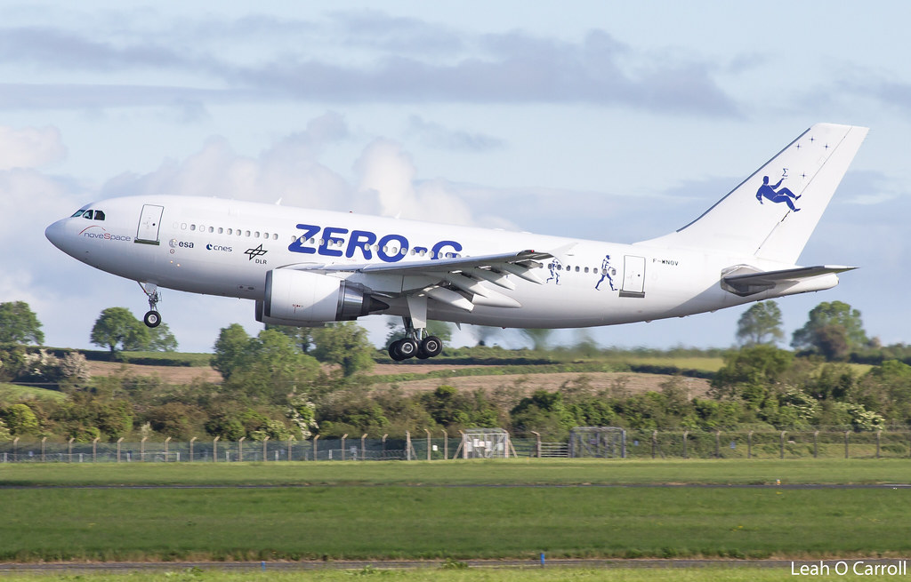 SA Novespace Zero-G A310 F-WNOV