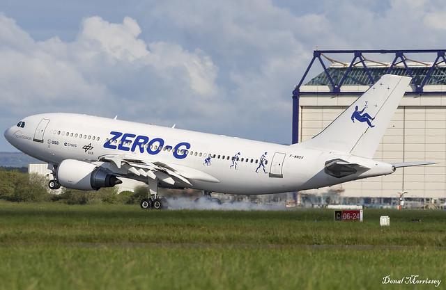 SA NoveSpace (ZERO-G) A310-300 F-WNOV