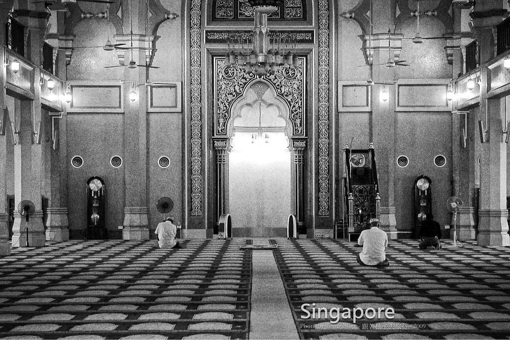 蘇丹回教堂 Masjid Sultan