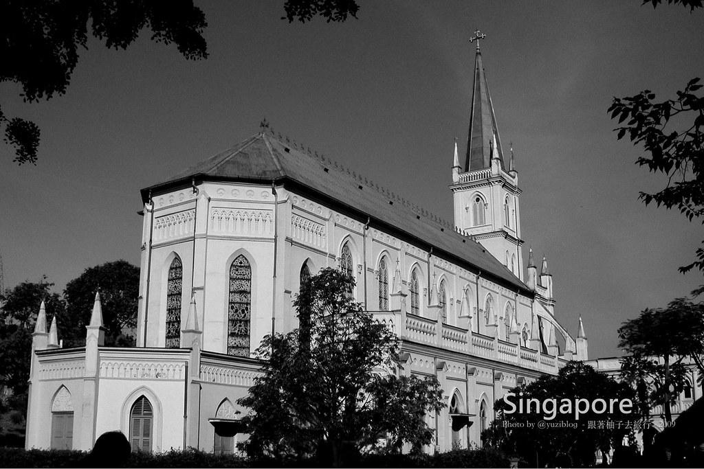 聖安德烈座堂(Saint Andrew's Cathedral)