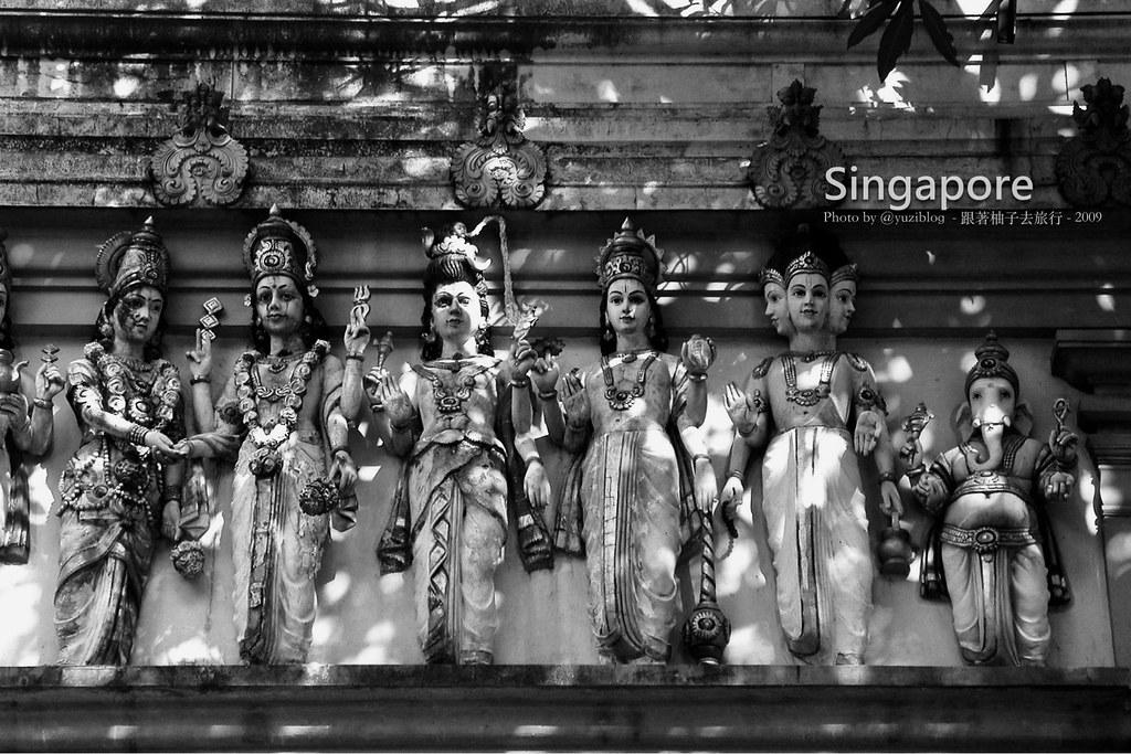 馬里安曼廟(Sri Mariamman Temple)