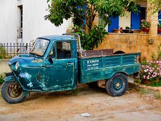 Delivery van - Poros