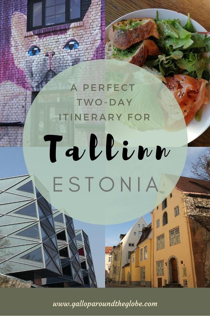 A Perfect Two-day Itinerary for Tallinn, Estonia | Gallop Around The Globe