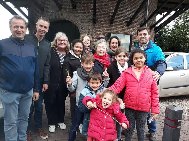 Bezoek uit Elancourt april 2019