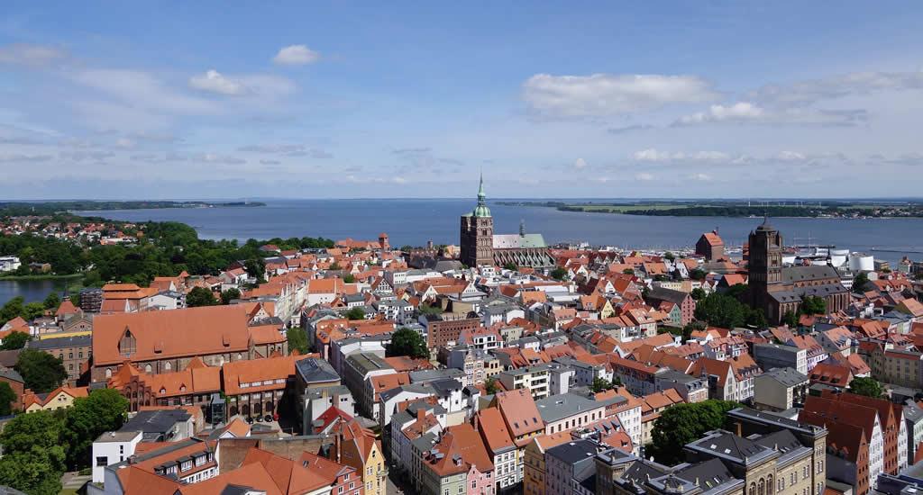 Stralsund, Duitsland. (Foto door: Tourismuszentrale Stralsund) | Mooistestedentrips.nl