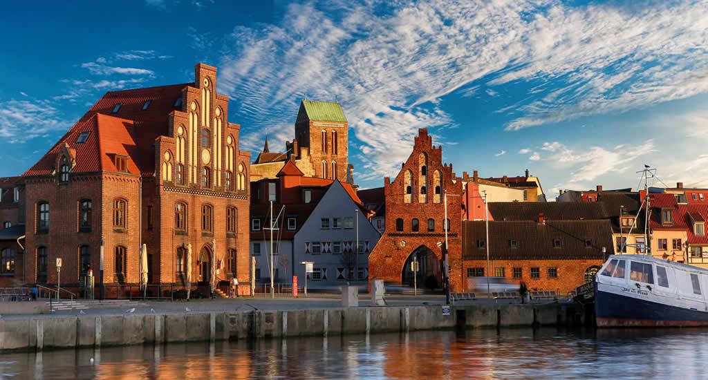 Wismar, Duitsland. (Foto: TZ Wismar) | Mooistestedentrips.nl