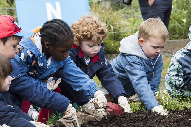 New Malawi garden opens in Dundee