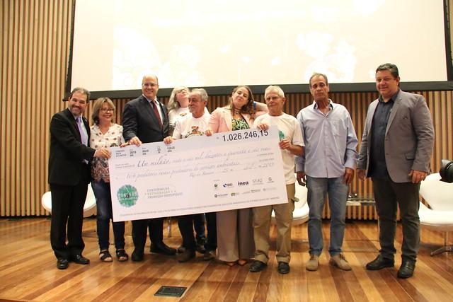 Secretário de Agricultura do Rio participa do projeto Conexão Mata Atlântica