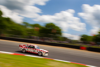 BMW 3.0L at Brands Hatch 1/25sec | by PINNACLE PHOTO