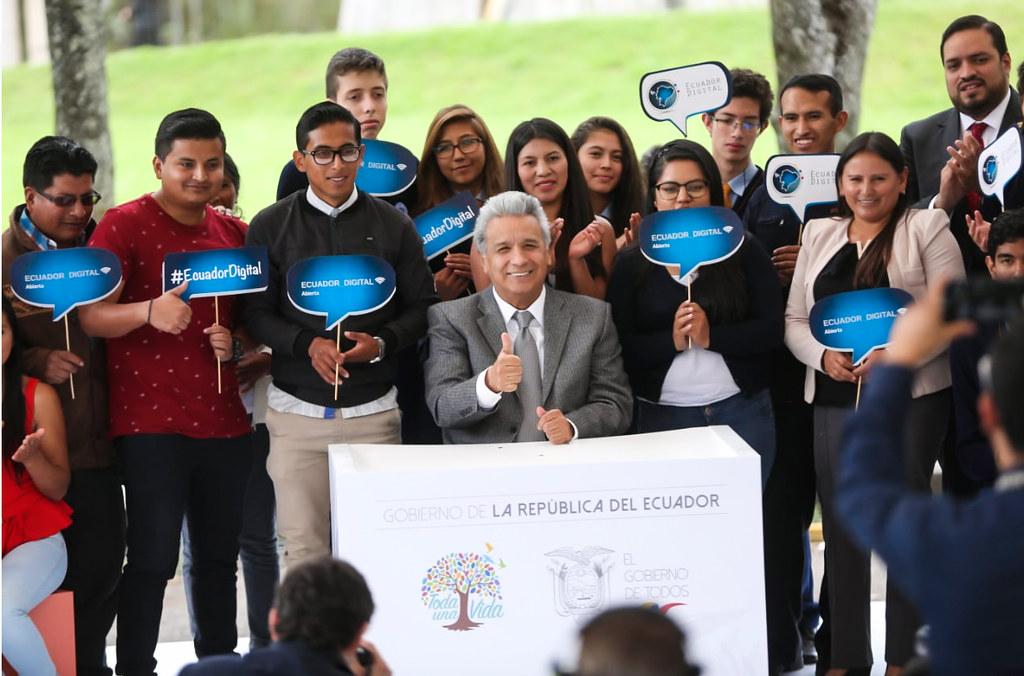 2019-05-28 Ecuador Digital Conectado y Eficiente