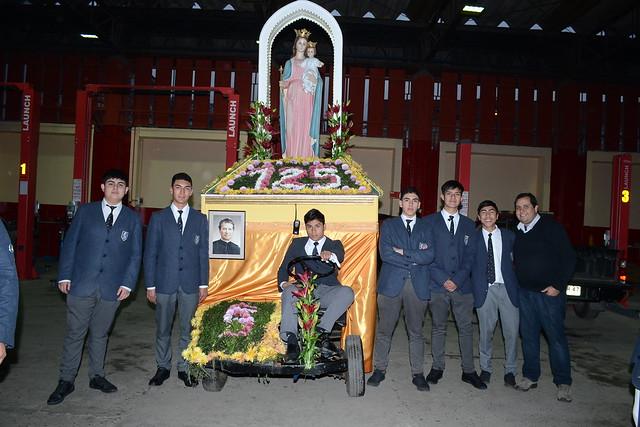 Fiesta Maria Auxiliadora