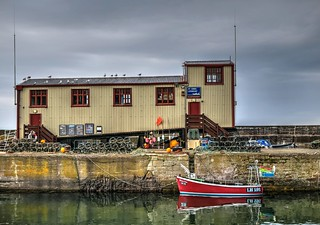 Lifeboat Station, St Abbs, Scotland
