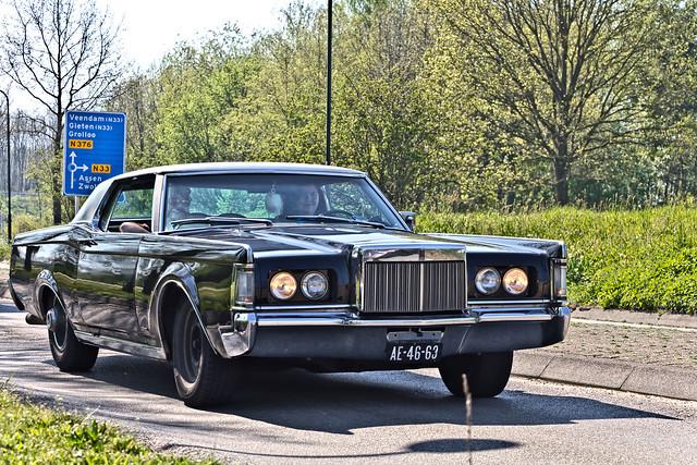 Lincoln Continental Mark III 1969 (9547)