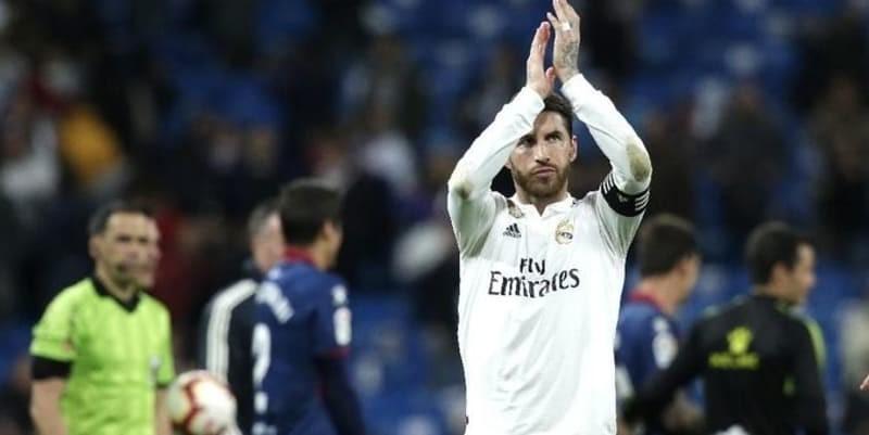 Sergio Ramos Minta Ditransfer Gratis ke China