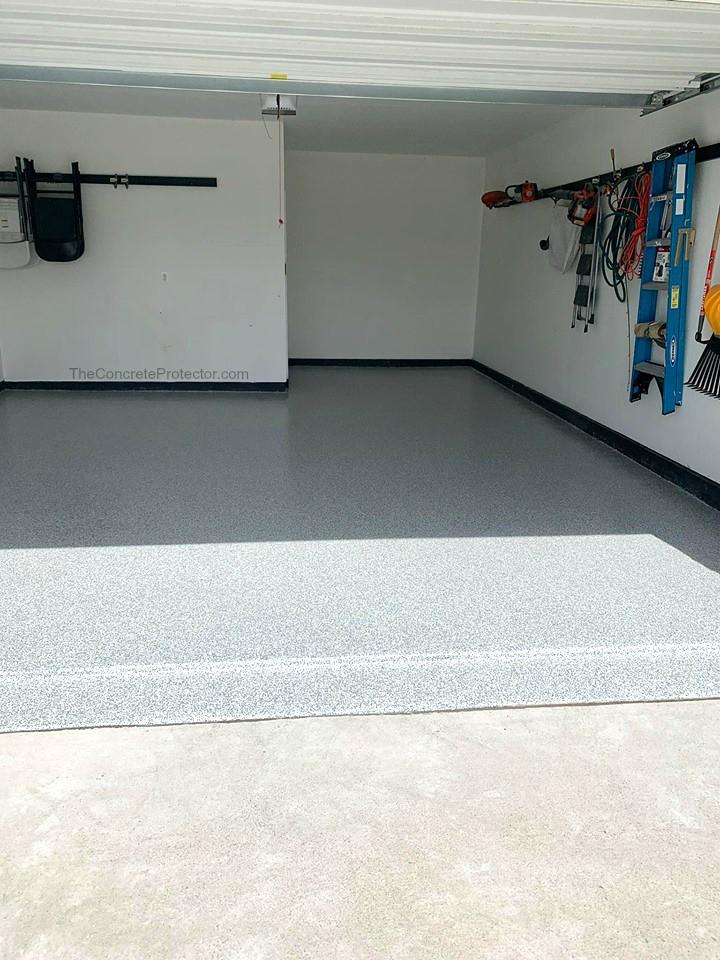 GraniFlex Garage Floor- Tailored Concrete Coatings- Martin ...