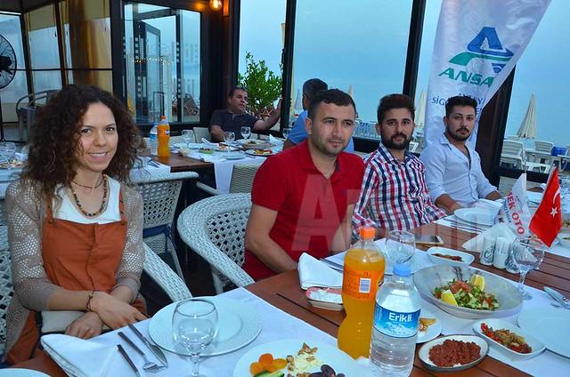 Berna Berger, Lütfi Ünalan, Kadir Gökçe, Mehmet Can Demir.