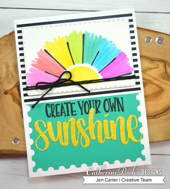 Scatter Sunshine Sunshine Word Jen Carter