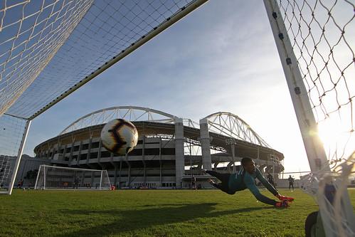 Treino do Botafogo - 28/05/2019