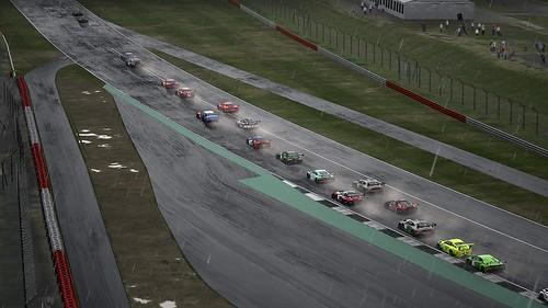 Assetto Corsa Competizione Helicam Previews 2