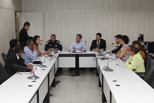 Audiência pública - Finalidade: Prestar informações sobre o protocolo de atuação da Guarda Municipal de Belo Horizonte nos aglomerados, vilas e favelas. -  15ª Reunião Ordinária - Comissão de Administração Pública