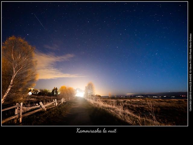 Kamouraska la nuit