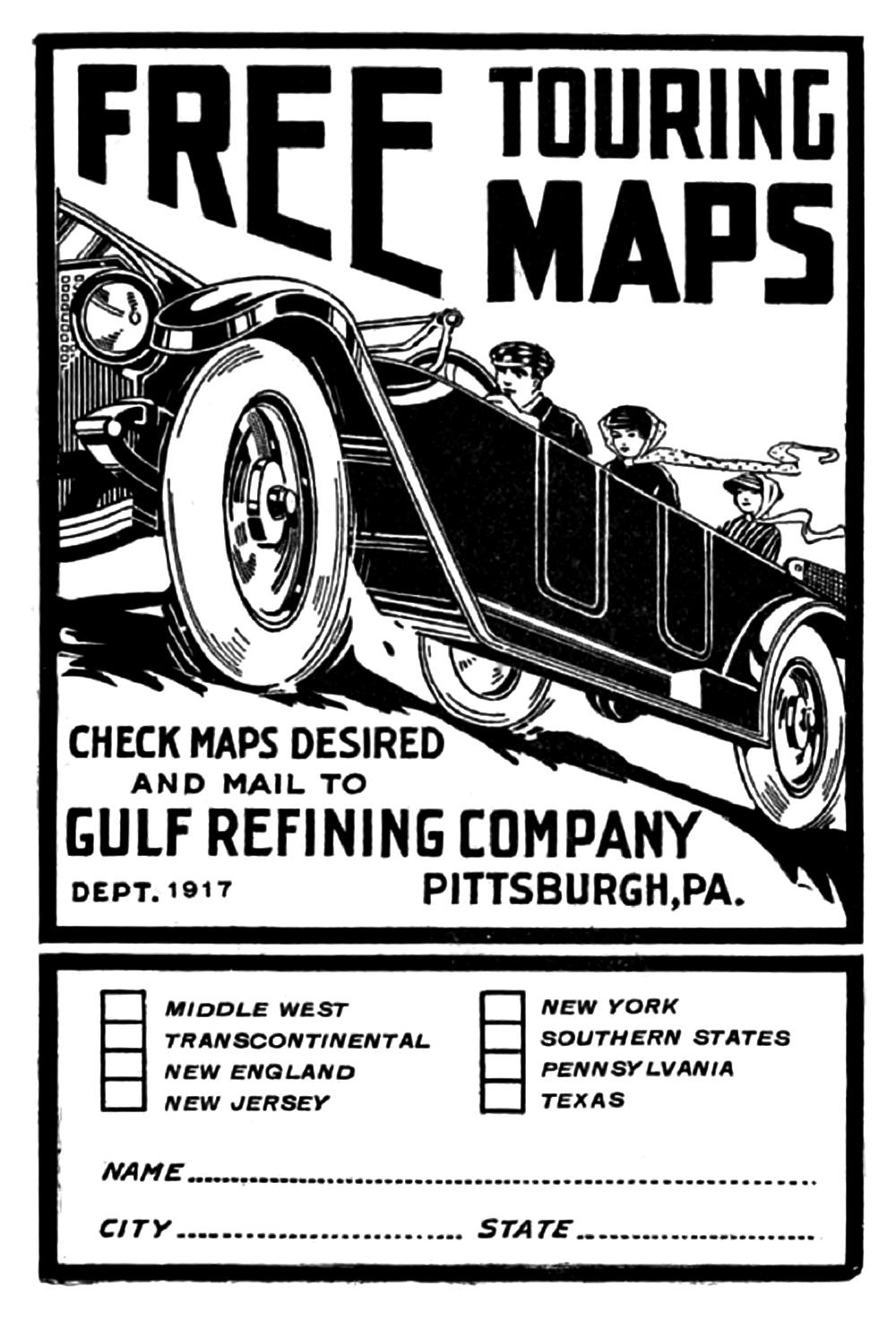 Gulf Refining Company - 1927