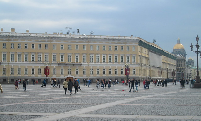 Palace , St Petersburg, Russia