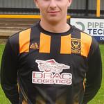 Defender Paul Davidson