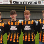 L-R: Paul Davidson, Cameron Chyla, Murray Nicol & Ross Gill