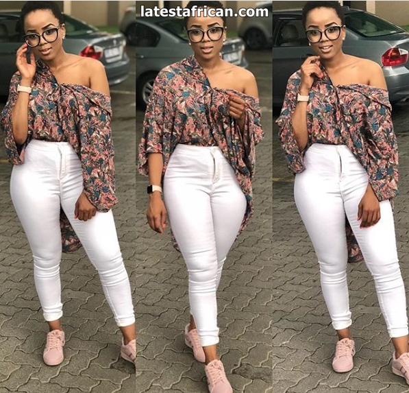 AFRICAN CASUAL FASHION TRENDS FOR WOMAN